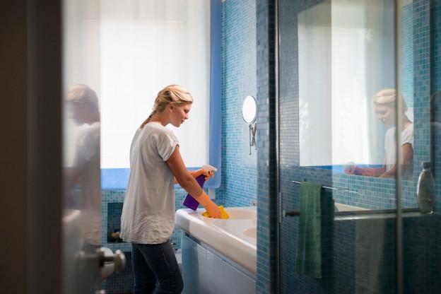 Почистване на къща без използване на химически агенти