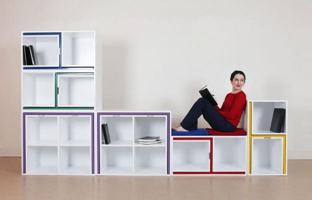 Как да оптимизираме дома с мебели